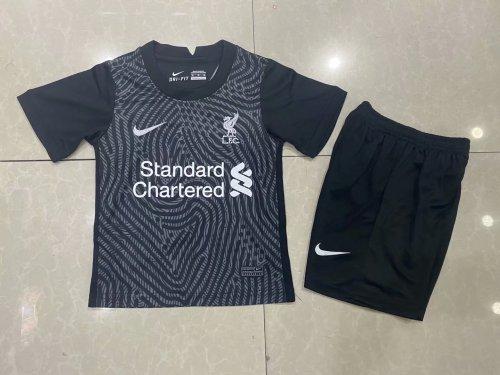 Liverpool Goalkeeper Kids Jersey 20/21
