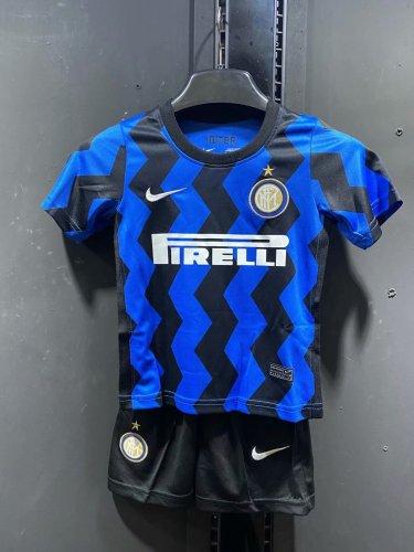 Inter Milan Home Kids Jersey 20/21