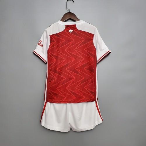 Arsenal Home Kids Jersey 20/21