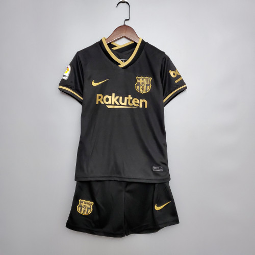 Barcelona Away Kids Jersey 20/21