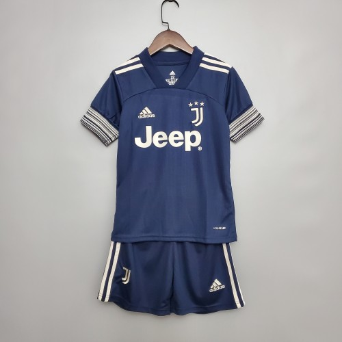 Juventus Away Kids Jersey 20/21