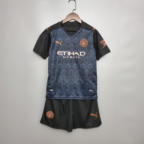 Manchester City Third  Kids Jersey 20/21