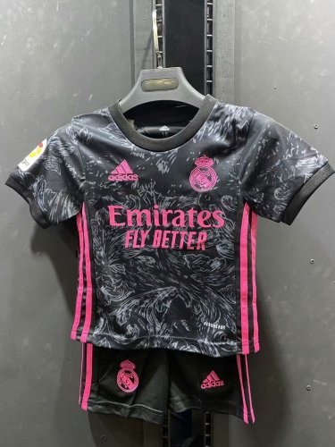 Real Madrid Third  Kids Jersey 20/21