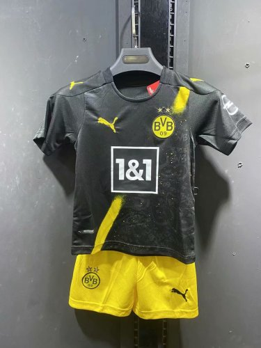 Borussia Dortmund Away Kids Jersey 20/21