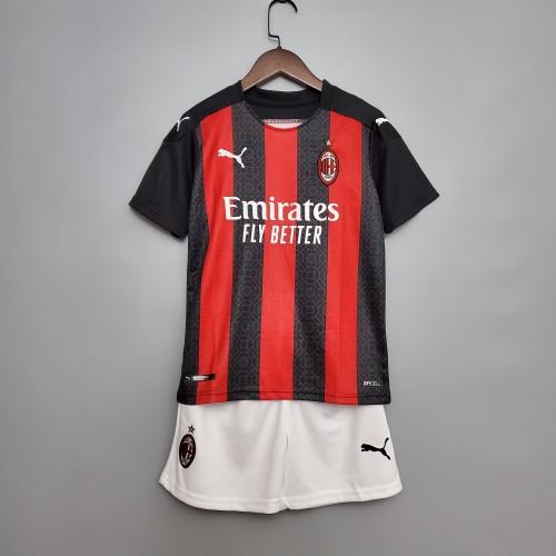 AC Milan Home Kids Jersey 20/21