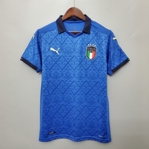 Italy Home Man Jersey 20/21