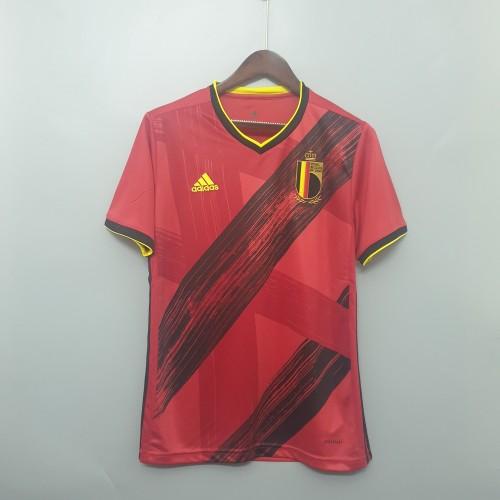 Belgium Home Man Jersey 20/21