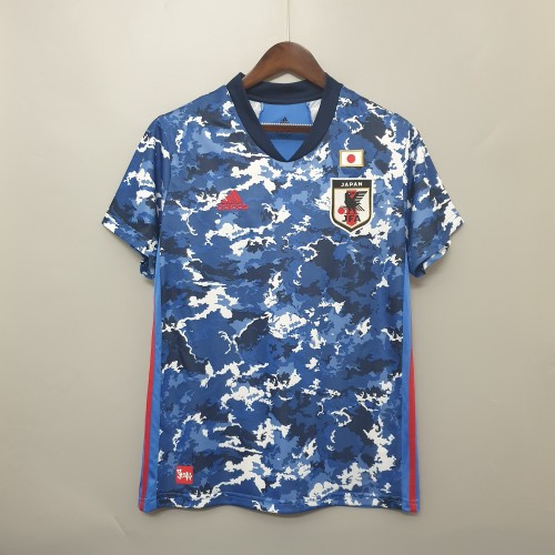 Japan Home Man Jersey 20/21