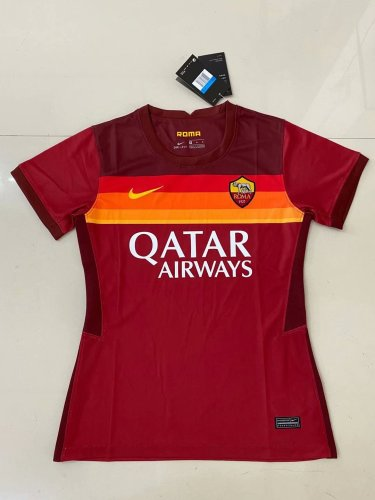 AS Roma Home Women Jersey 20/21