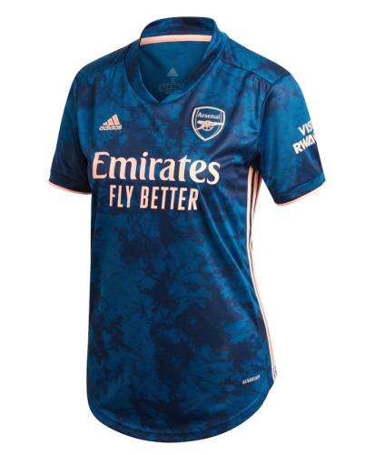 Arsenal Third Women Jersey 20/21
