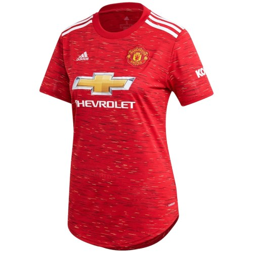 Manchester United Home Women Jersey 20/21