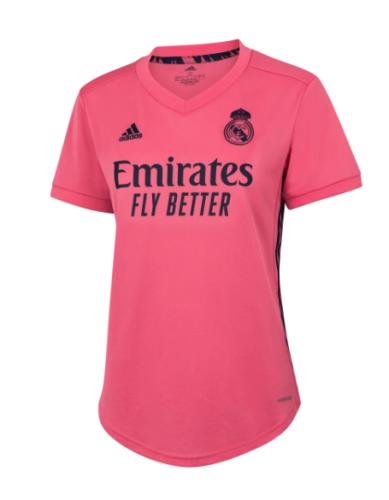 Real Madrid Away Women Jersey 20/21