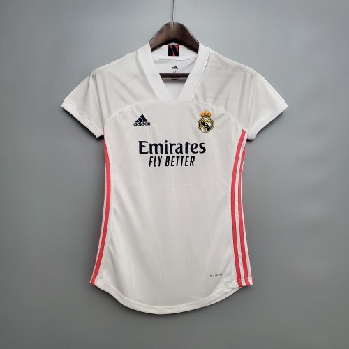 Real Madrid Home Women Jersey 20/21
