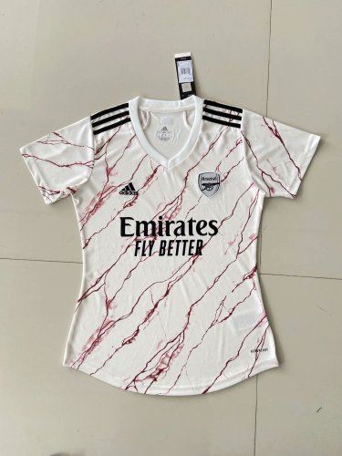 Arsenal Away Women Jersey 20/21