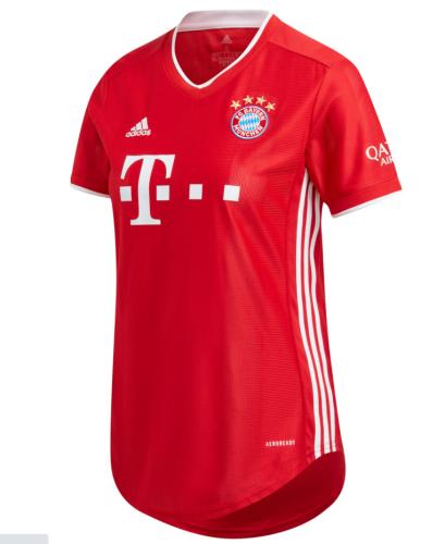 Bayern Munich Home Women Jersey 20/21