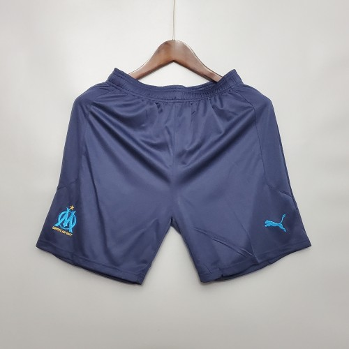 Marseille Away Shorts 20/21