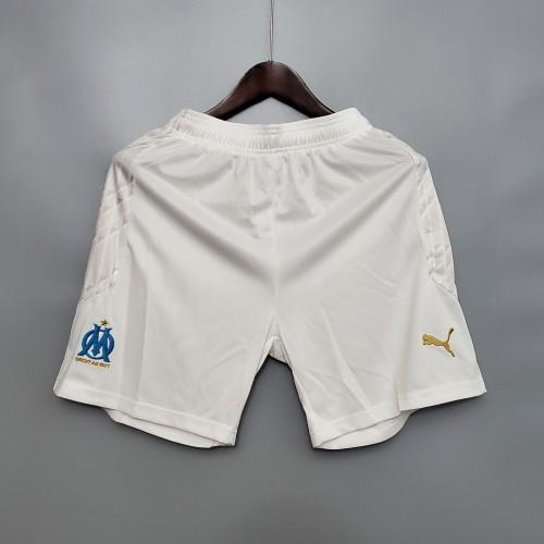Marseille Home Shorts 20/21