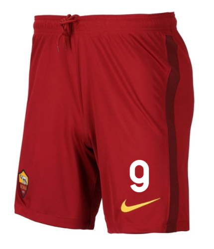 AS Roma Home Shorts 20/21