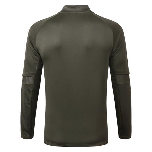 Manchester United Training Jacket 20/21 Green