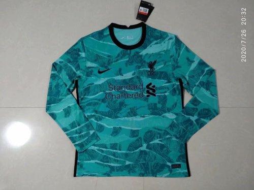Liverpool Away Man Long Sleeve Jersey 20/21