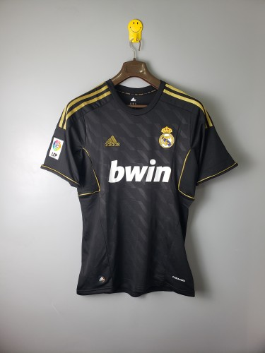 Real Madrid Away Retro Jersey 11/12