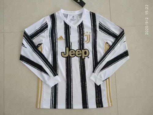 Juventus Home Man Long Sleeve Jersey 20/21