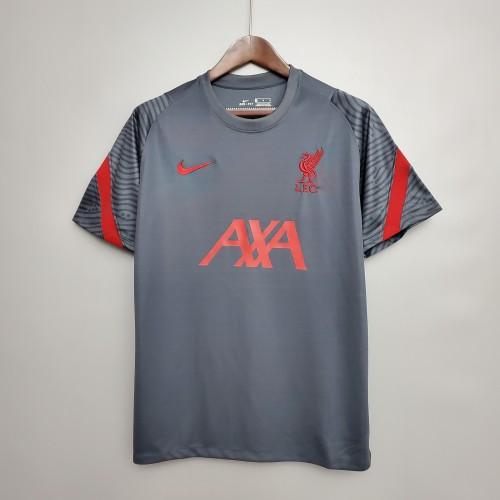 Liverpool Training Jersey 20/21 Grey