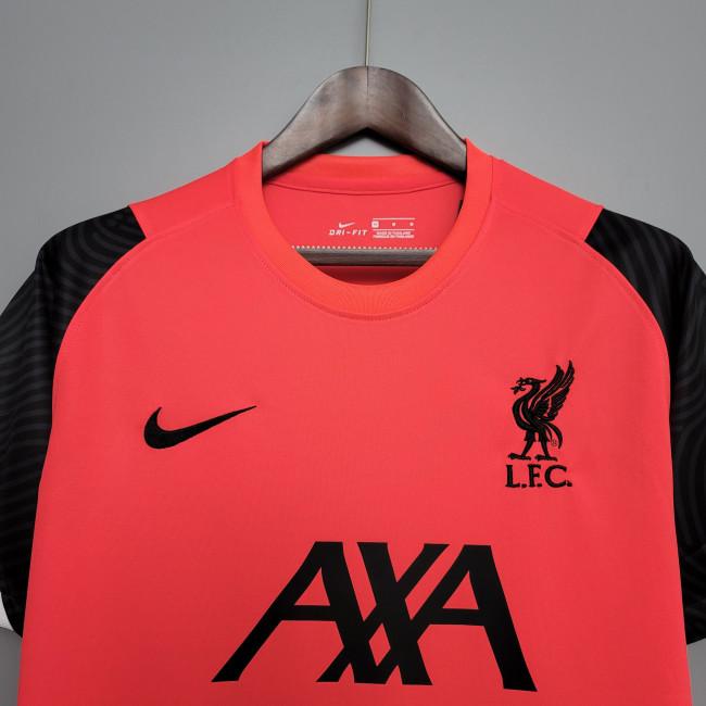 Liverpool Training Jersey 20/21 Orange