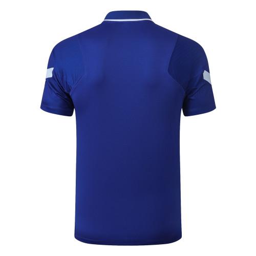 Chelsea POLO Jersey 20/21 Blue