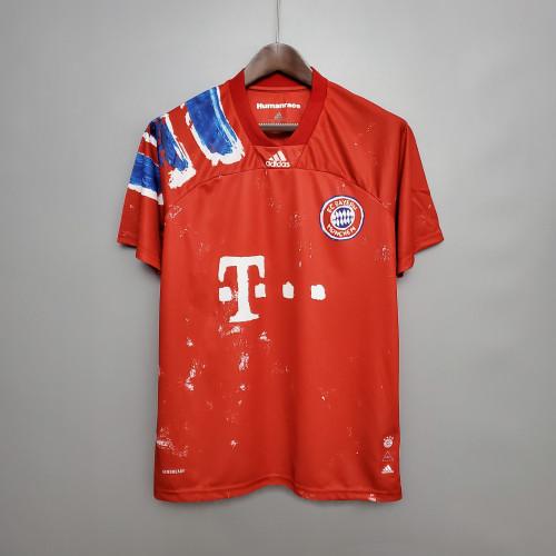 Bayern Munich Human Race Man Jersey 20/21