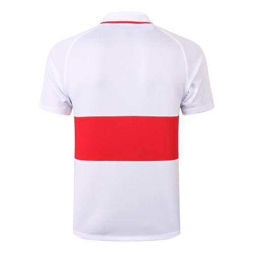 Liverpool POLO Jersey 20/21 White