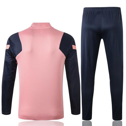 Tottenham Hotspur Training Jersey Suit 20/21 Pink