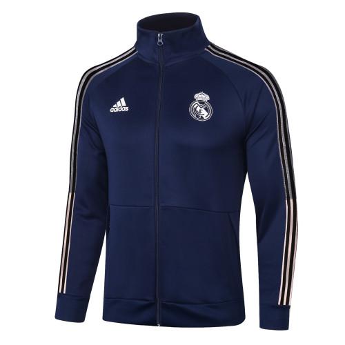 Real Madrid Training Jacket 20/21 Royal blue