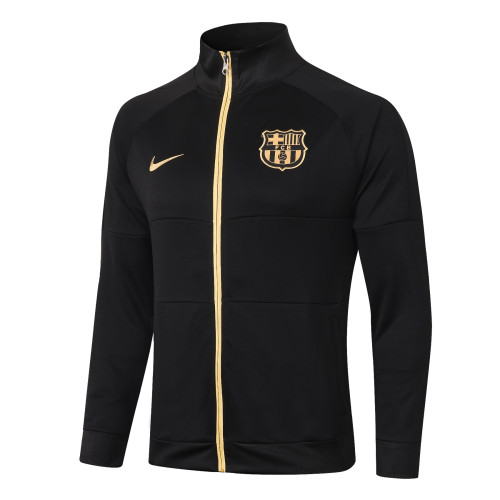 Barcelona Training Jacket 20/21 Black