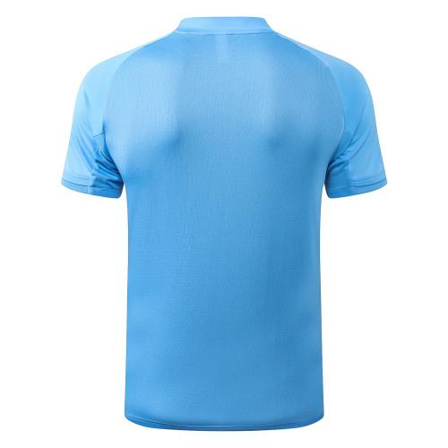 Real Madrid Training Jersey 20/21 Light blue