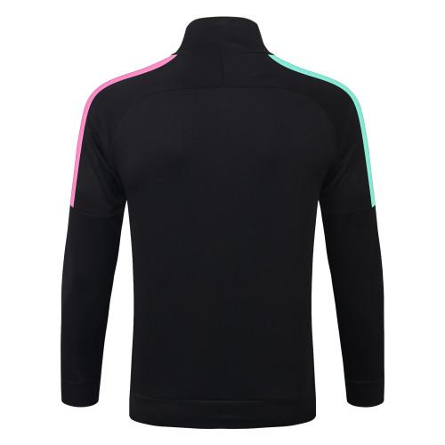 Barcelona Training Jacket 20/21 Black