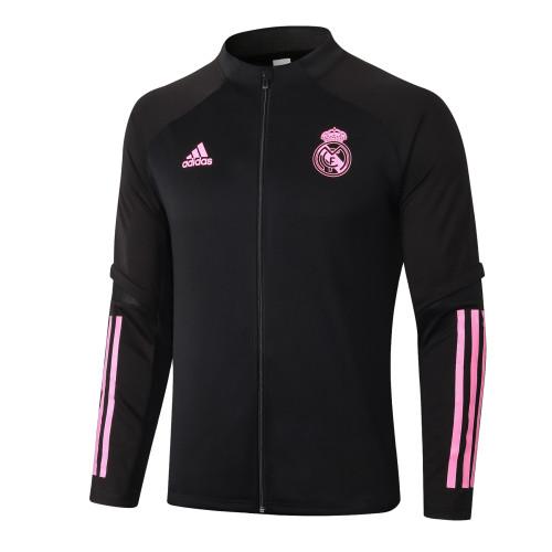 Real Madrid Training Jacket 20/21 Black