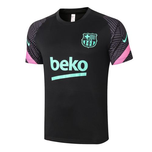 Barcelona Training Jersey 20/21 Black