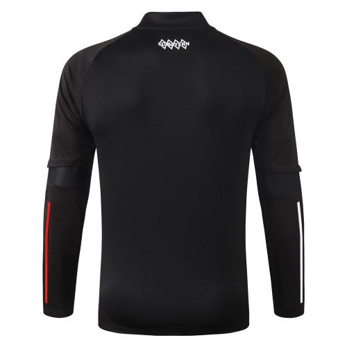 Bayern Munich Training Jacket 20/21 Black