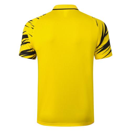 Borussia Dortmund  POLO Jersey 20/21 Yellow