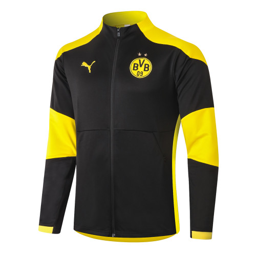 Borussia Dortmund Training Jacket 20/21 Black