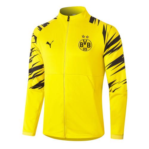 Borussia Dortmund Training Jacket 20/21 Yellow