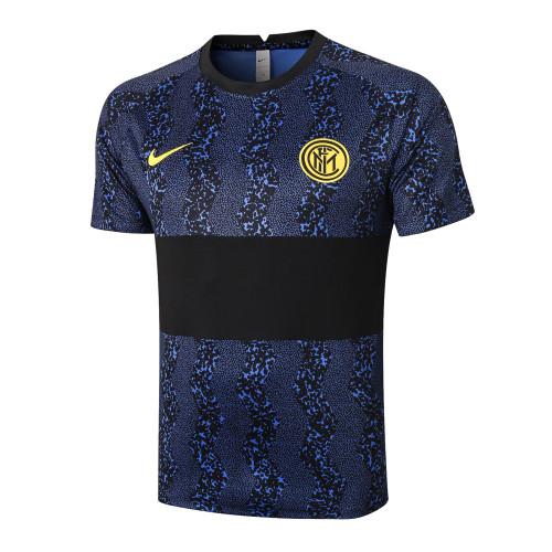Inter Milan Training Jersey 20/21 Black