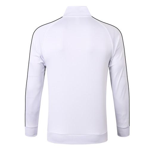 Juventus Training Jacket 20/21 White