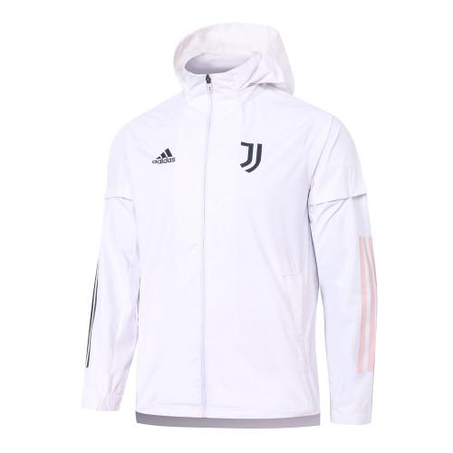 Juventus Training Windbreaker 20/21 White