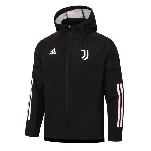 Juventus Training Windbreaker 20/21 Black