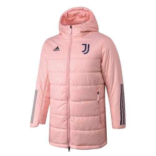 Juventus Down Cotton Jacket 20/21 Pink