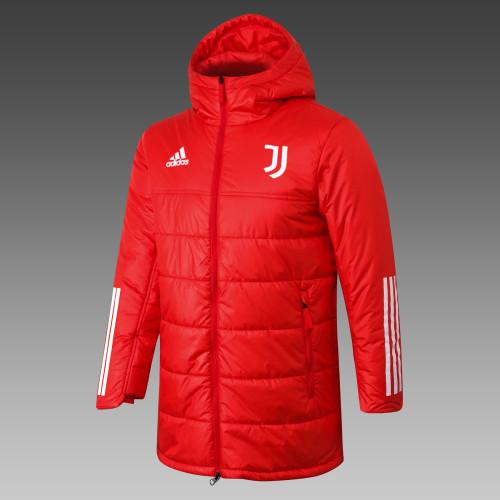 Juventus Down Cotton Jacket 20/21 Red
