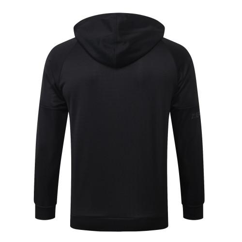 Paris Saint Germain Training Jacket Suit 20/21 Black