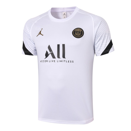 Paris Saint Germain Training Jersey 20/21 White